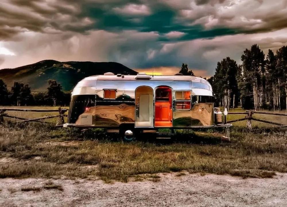 房车出行到底要不要进营地?