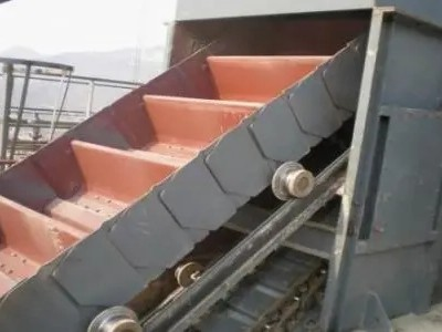 链斗输送机的基本介绍