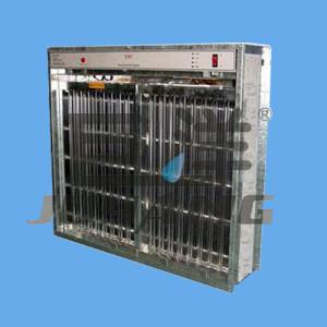 巨业中央空调消毒设备