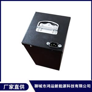 厂家定制48V15AH电动车锂电池