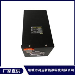 聊城48V20AH电动车锂电池