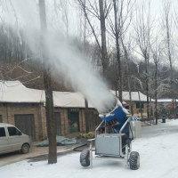 履带式造雪机让滑雪更有感觉
