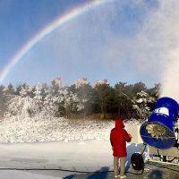 判断人工造雪机雪质好坏的标准