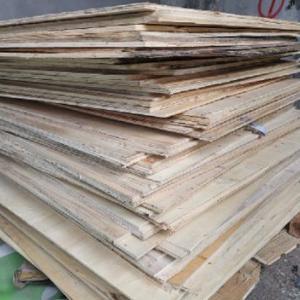 废旧木材回收