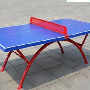 乒乓球台加工
