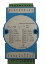 8路0-10mA转RS485信号采集模块制造商