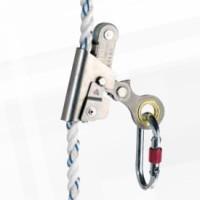 代尔塔开口式安全绳14-16mm止锁