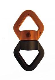 代尔塔铝制旋转式锚点连接器