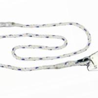 代尔塔安全绳加大小钩2米