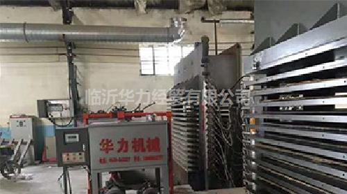 菏泽热压机-贴面热压机生产-华力经贸(优质商家)
