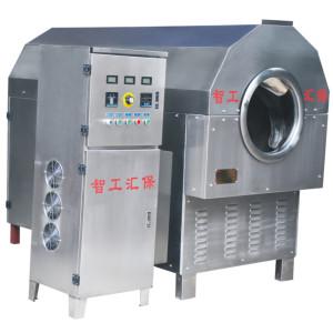 供应全自动炒货机-炒货机那里做的好 炒瓜子机器价格 多功能自动炒货机