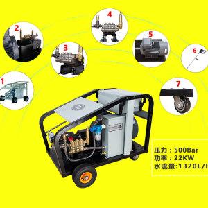 驾驶式全自动洗地机 型号XD60