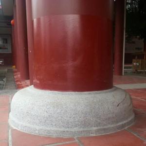 柱腳石定做 遠輝石材