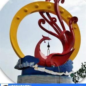 不銹鋼雕塑廠家|不銹鋼雕塑|豫杰雕塑-一級工藝