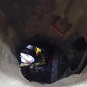 南京排水管道非開挖結構修復