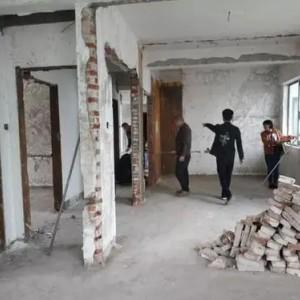 舊房改造?工程?