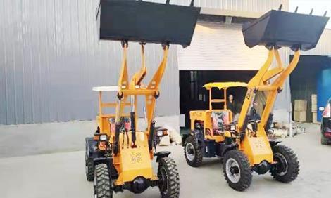 四驅小型小鏟車價格