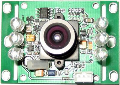 供應可視對講彩色CCD單板攝像機