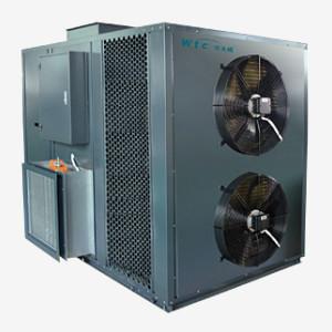 专业热泵厂家 高温分体机 5匹分体空气源烘干设备 纺织、农业、工业适用
