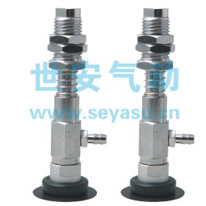 東莞優質真空吸盤 PAYS系列平面薄型橫向服附緩沖吸盤價格