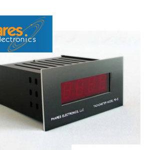 PHARES ELECTRONICS工业面板安装转速表PE-3