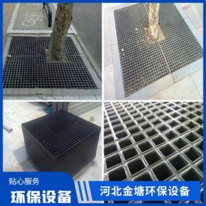 鑄鐵護樹木板