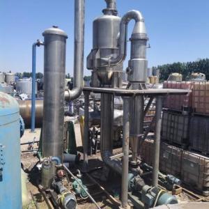 上海神农一吨强制循环蒸发器