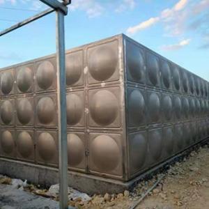 不銹鋼保溫水箱生產商