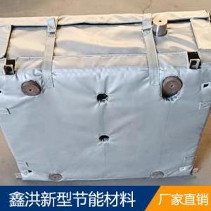 可拆卸耐高温保温套