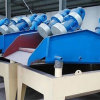 細砂回收機減產漏砂、走偏、橫擺等故障分析