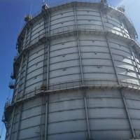 干式煤氣柜項目