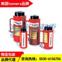 DR-100100分离式液压千斤顶配手动泵组成同步千斤顶