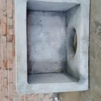 钢纤维水泥井盖,检查井,整体式化粪池