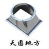 鍍鋅風管螺旋風管白鐵不銹鋼螺旋風管除塵廚房油煙管商用排風管