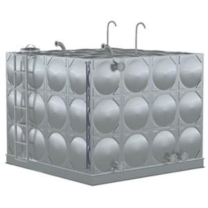 新堃通 不锈钢软化水箱 品质保障