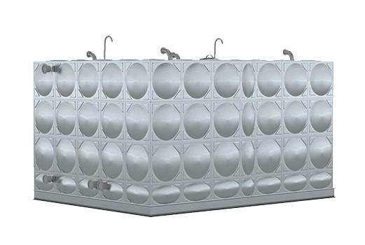 新堃通 不锈钢拼装水箱 品质保障