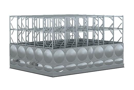 新堃通 不锈钢膨胀水箱 品质保障
