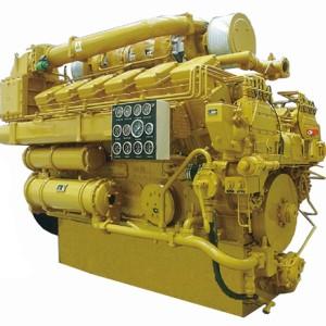 各類艦船用V型大功率柴油機組