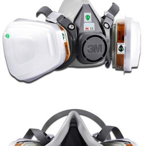 防毒面具七件套