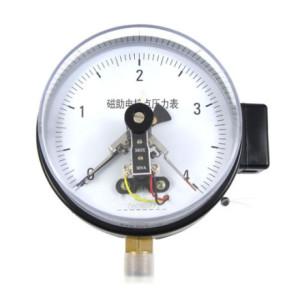 不銹鋼磁助電接點壓力表