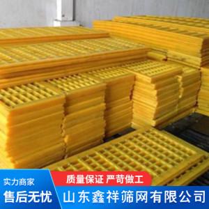 聚氨酯礦山篩網