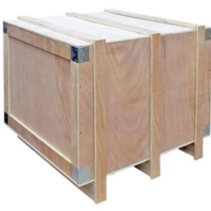 防滑耐撞木包裝箱
